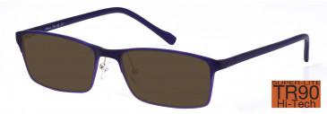 DiMarco DM109 Sunglasses in Purple