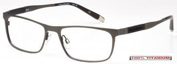Nakamura NK18 Glasses in Dark Gunmetal