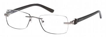 Nakamura NK04 Glasses in Black