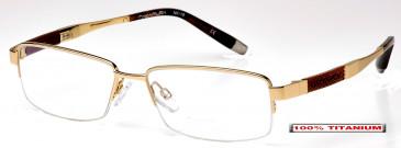 Nakamura NK19 Glasses in Gold