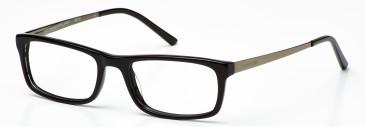 Nakamura NK16 Glasses in Black