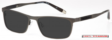 Nakamura Titanium Prescription Sunglasses