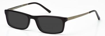 Nakamura NK16 Sunglasses in Black