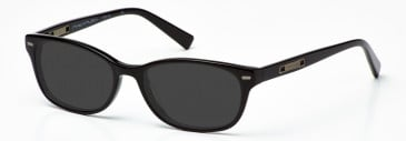 Nakamura NK14 Sunglasses in Black