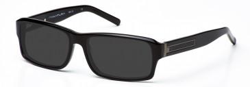 Nakamura NK13 Sunglasses in Black