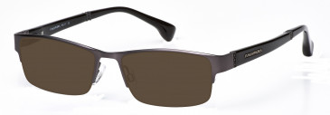 Nakamura NK11 Sunglasses in Black