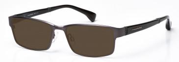 Nakamura NK10 Sunglasses in Black