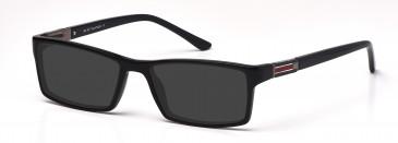 Nakamura NK09 Sunglasses in Black