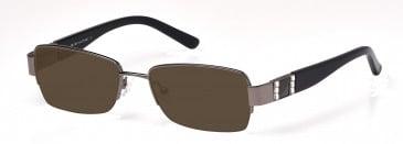 Nakamura NK08 Sunglasses in Black