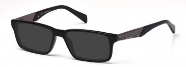 Nakamura NK07 Sunglasses in Black