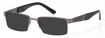 Nakamura NK06 Sunglasses in Black