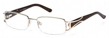 Rafaelle RAF106 Glasses in Gold