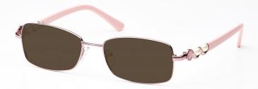 Rafaelle RAF108 Sunglasses in Pink