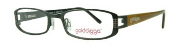 GOLDDIGGA Small Prescription Glasses