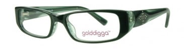 GOLDDIGGA Prescription Glasses