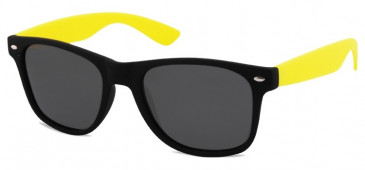 SFE Sunglasses in Black/Yellow