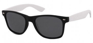 SFE Sunglasses in Black/Ivory