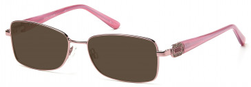 SFE-9205 Sunglasses in Pink
