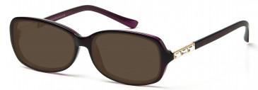 SFE-9208 Sunglasses in Purple