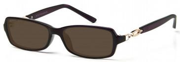 SFE-9209 Sunglasses in Purple