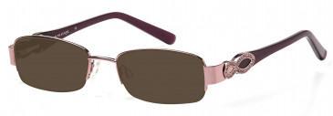 SFE-9210 Sunglasses in Pink