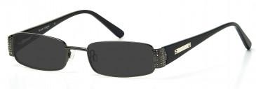 SFE-9213 Sunglasses in Black
