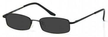 SFE-9192 Sunglasses in Black