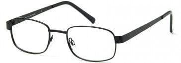 SFE-9200 Glasses in Black