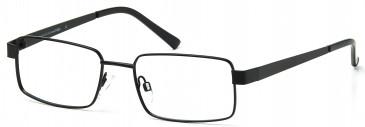 SFE-9201 Glasses in Black