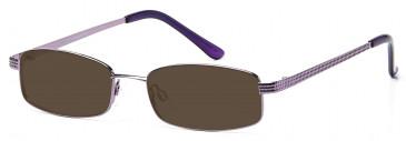 SFE-9197 Sunglasses in Lilac