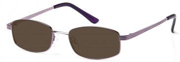 SFE-9198 Sunglasses in Lilac