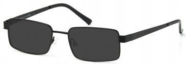 SFE-9201 Sunglasses in Black