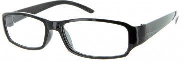 SFE Budget Reading Glasses in Black