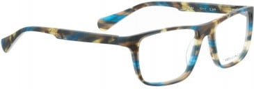 Bellinger BLAKE-249 Glasses in Matt Brown/Blue Pattern