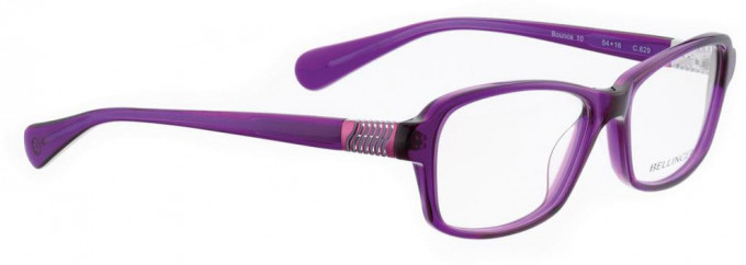 Bellinger BOUNCE-10-629 Glasses in Purple