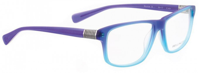 Bellinger BOUNCE-12-451 Glasses in Blue Gradient Matt