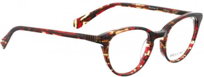 Bellinger BOUNCE-13-237 Glasses in Brown/Red Tortoiseshell