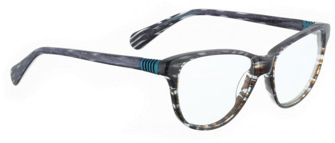 Bellinger BOUNCE-19-603 Glasses in Purple/Brown Acetate Mix