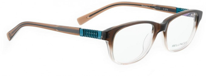 Bellinger BOUNCE-2-270 Glasses in Brown Gradient