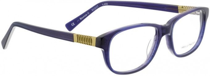 Bellinger BOUNCE-2-400 Glasses in Blue Transparent