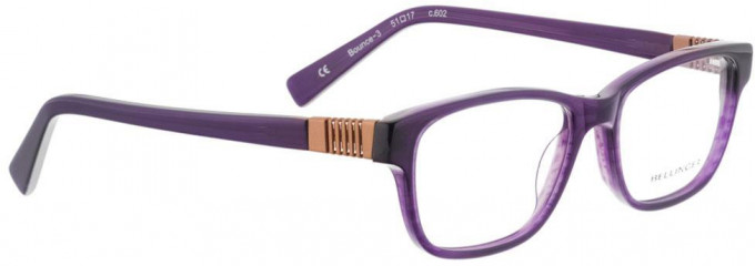 Bellinger BOUNCE-3-602 Glasses in Purple