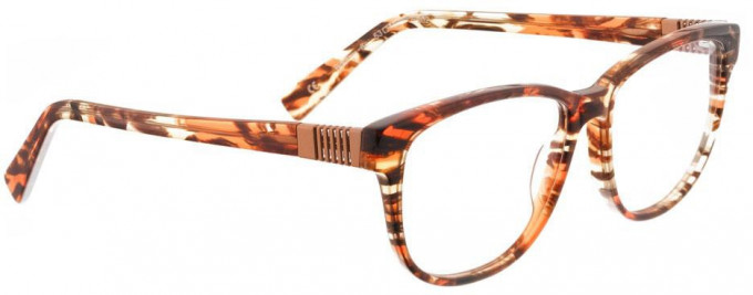 Bellinger BOUNCE-6-202 Glasses in Brown/Orange Tortoiseshell