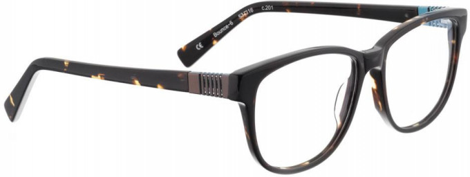 Bellinger BOUNCE-6-201 Glasses in Dark Brown Matt Tortoiseshell