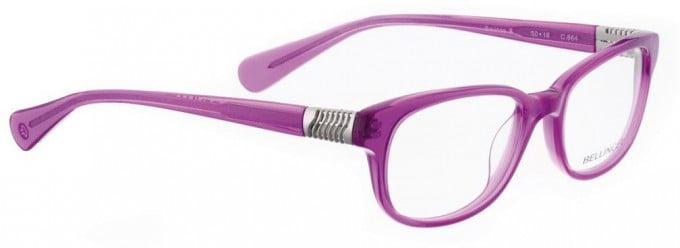 Bellinger BOUNCE-8-664 Glasses in Purple