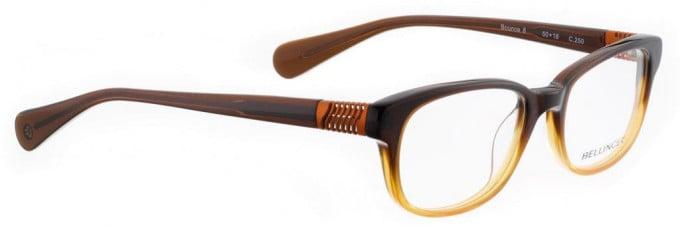 Bellinger BOUNCE-8-250 Glasses in Brown Gradient