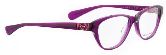 Bellinger BOUNCE-9-629 Glasses in Purple