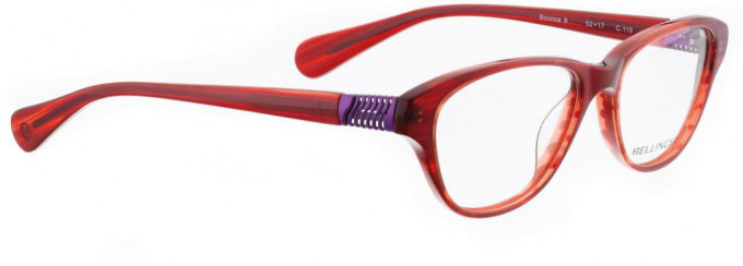 Bellinger BOUNCE-9-119 Glasses in Red