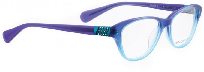 Bellinger BOUNCE-9-451 Glasses in Blue Gradient Matt