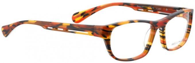 Bellinger DRACO-2-257 Glasses in Brown Pattern