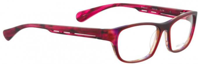 Bellinger DRACO-2-116 Glasses in Layered Aceate Mix